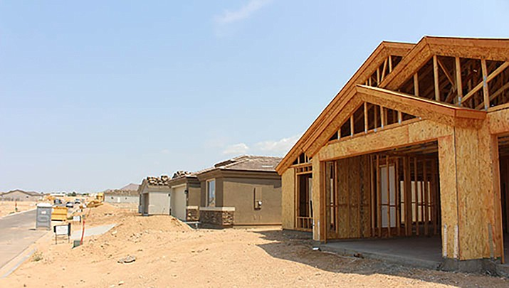 Mohave County issued 15 building permits during the week ending Jan. 31. (Miner file photo)