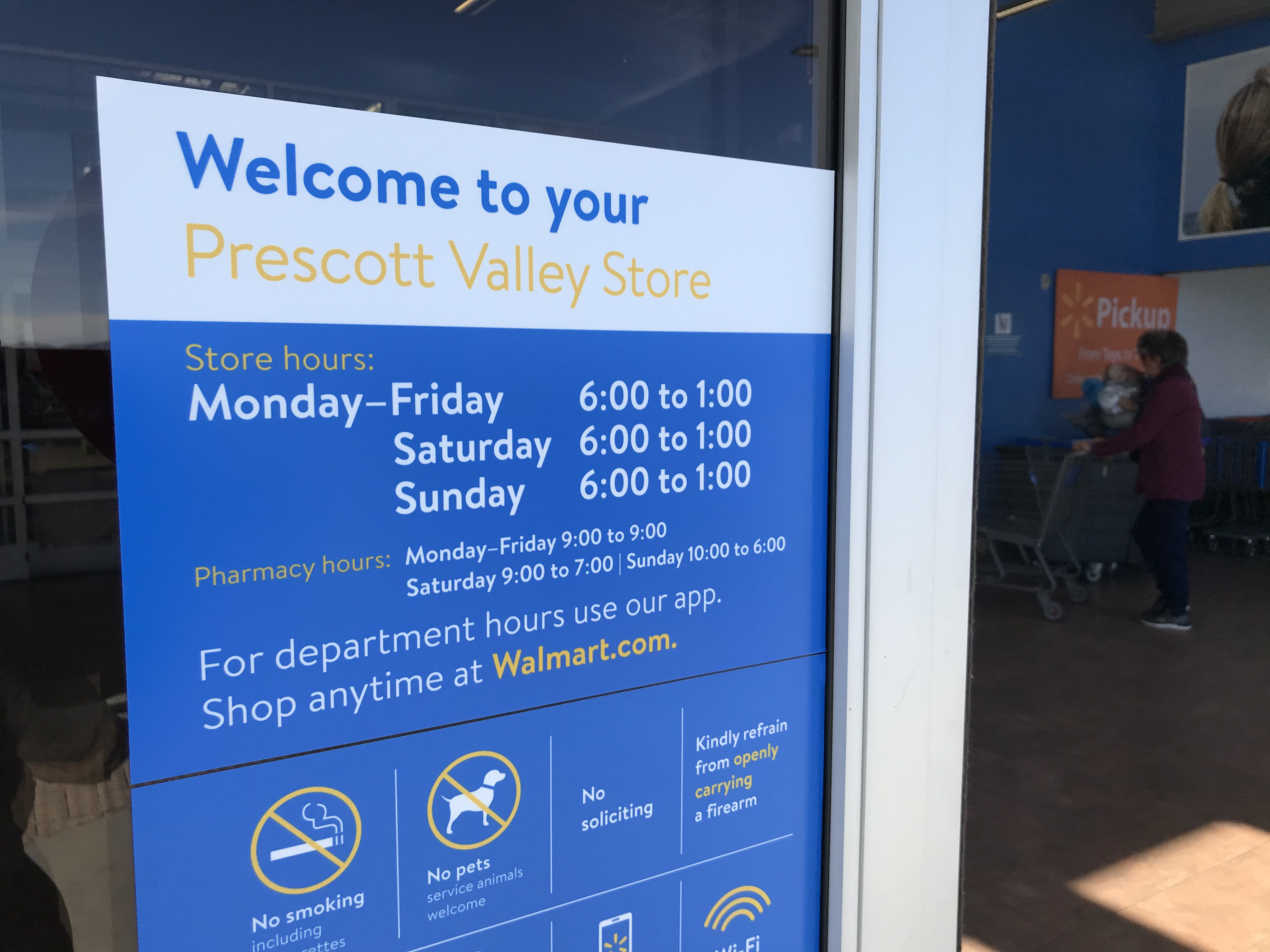 Need2Know: Local Walmarts no longer 24-hour stores; A-Nu-You! Sauna Boutique opens; Parke Place Apartments underway; Paloma Health online service; Northern Arizona, Tucson Elite unite