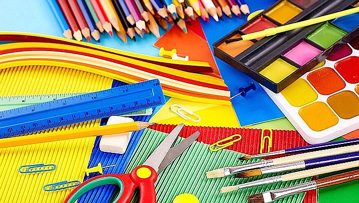 """Come to """"Crafternoon"""" and work on your own crafts, learn a new craft or help out with weekly craft projects at the Prescott Valley Public Library, 7401 Skoog Blvd., YA Art Room from 3 to 4 p.m. every Thursday through Aug. 20, 2020. (Stock image)"""