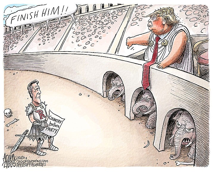 Editorial Cartoon | Feb. 12, 2020