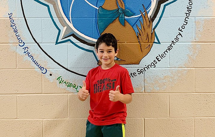 HUSD Student of the Week: Austin