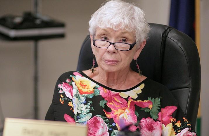 Betty Hart has resigned from the Beaver Creek School Board. VVN/Bill Helm