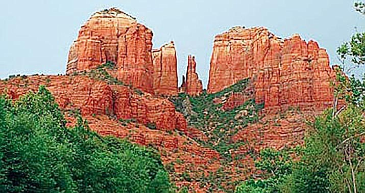 There were 3.2 million visitors to Sedona in 2019, many staying in short-term rentals. SB 1490, approved Wednesday by the Senate Finance Committee, would require that residential property used at least 90 days a year for short-term rentals be classified as commercial property. File photo