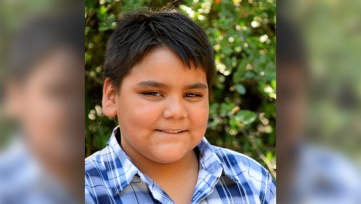 Get to know Jose at and other adoptable children at childrensheartgallery.org. (Arizona Department of Child Safety)