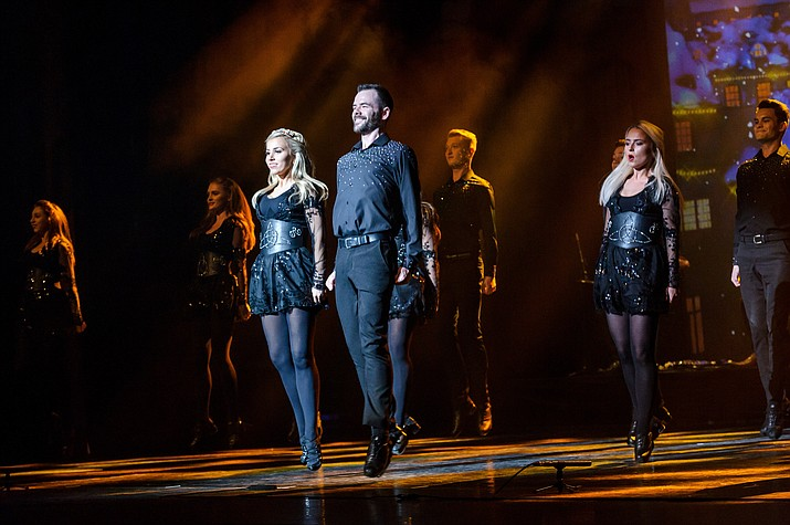 """The National Dance Company of Ireland is bringing its """"Rhythm of the Dance"""" show back to Prescott for a show at the Yavapai College Performing Arts Center on Saturday, Feb. 22. (Courtesy/Michael Grady)"""