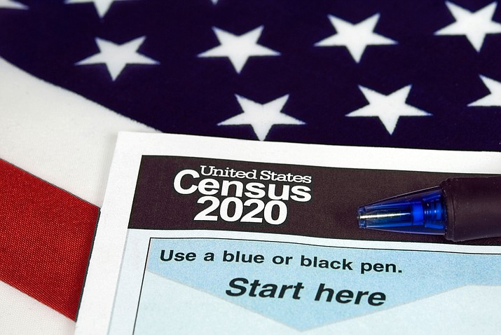 In mid-March, the Census Bureau will begin mailing invitations to participate in the 2020 Census. Most Prescott-area residents should receive them around April 1. Starting in May, census takers will begin visiting homes that haven't responded to be sure everyone is counted. (Courier stock photo)