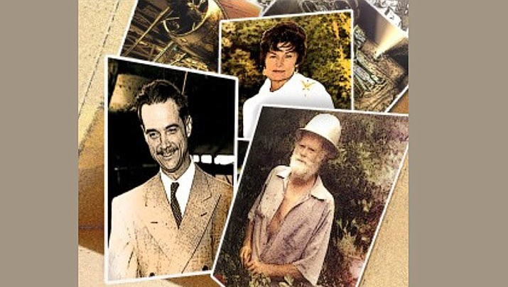 """""""Howard Hughes: Madman, Genius, or Both?"""" is being presented at the Prescott Valley Public Library, 7401 E. Civic Circle, first floor auditorium from 5:30 to 6:45 p.m. on Tuesday, Feb. 18. (Prescott Valley Public Library)"""