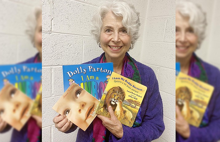 "Jean Barton, director of the Verde Valley Imagination Library, says that the program ""would not have almost 2,000 children participating without a unified effort."" VVN/Bill Helm"