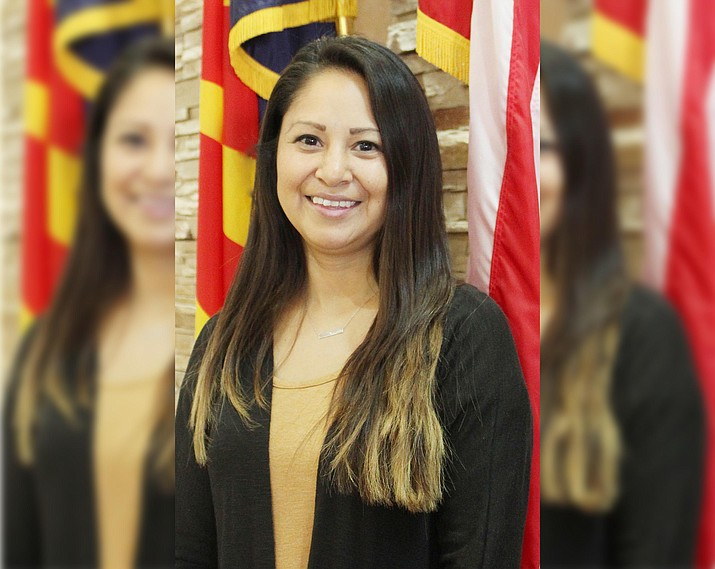 Desiree Huey of the Yavapai-Apache Nation has been accepted into a court advocacy certificate training program at University of Wisconsin. Photo courtesy Yavapai-Apache Nation