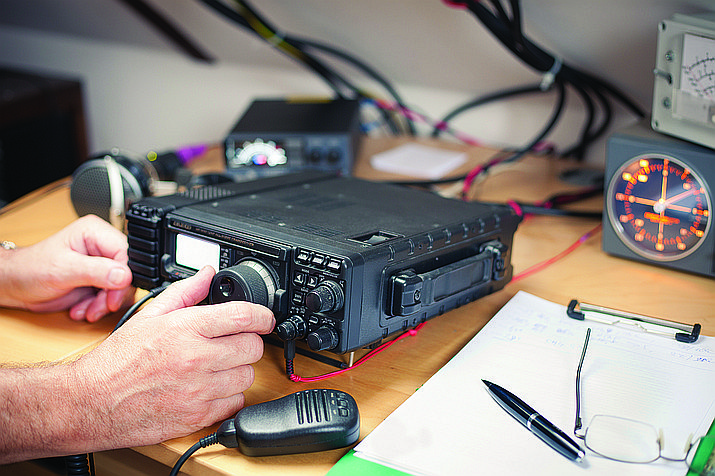 The Yavapai Amateur Radio Club is offering a free class for people who want their entry-level license. The classes will be Feb. 22 and 29 at the Univ. of AZ Extension Building at the Prescott Rodeo Grounds, 840 Rodeo Dr., Building C. (Courtesy, file)