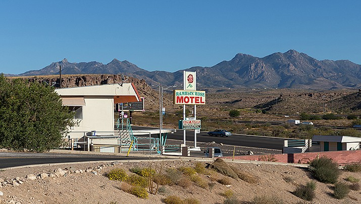 This is one of the photos of Kingman by German photographer Ellen Klinkel that appears in her new book about Route 66. (Courtesy photo by Ellen Klinkel)