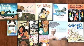 'Empower Native kids to read': 2020 American  Indian Youth Literature Awards presented in Philadelphia photo