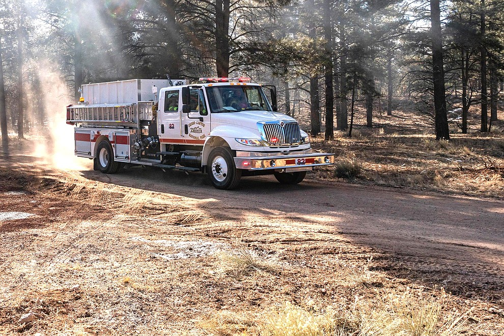 (Photo/Grand Canyon National Park Emergency Services & Law Enforcement)