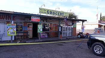 Suspicious fire reported at Congress Grocery Store, information sought photo
