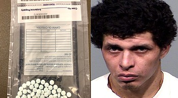 Traffic stop leads to fentanyl arrest photo