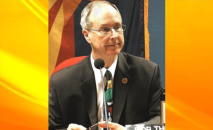 State Rep. Bob Thorpe, R-Flagstaff, whose district includes Verde Valley communities, created a bil, approved by the House on a 45-15 vote Tuesday, would designate every Nov. 7 as Victims of Communism Memorial Day. VVN file photo