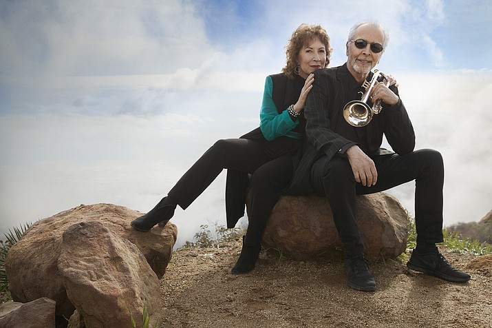 Herb Alpert and Lani Hall are set to perform at the Yavapai College Performing Arts Center Wednesday, Feb. 26, 2020. (Dewey Nicks/Courtesy)
