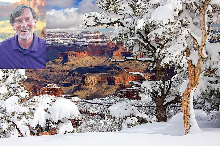 Grand Canyon Winter by Mike Koopsen
