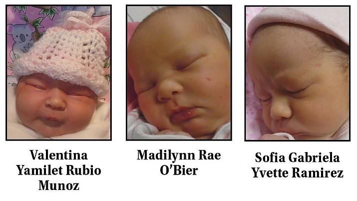 Birth announcements: Week of Feb. 23, 2020