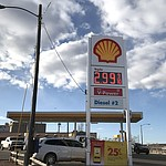 Ash Fork, Arizona on Feb. 4, 2020 (Daily Courier)