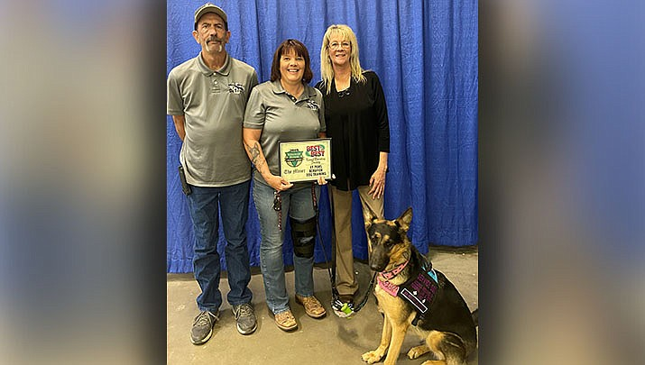 K9 Paws Behavior Dog Training
