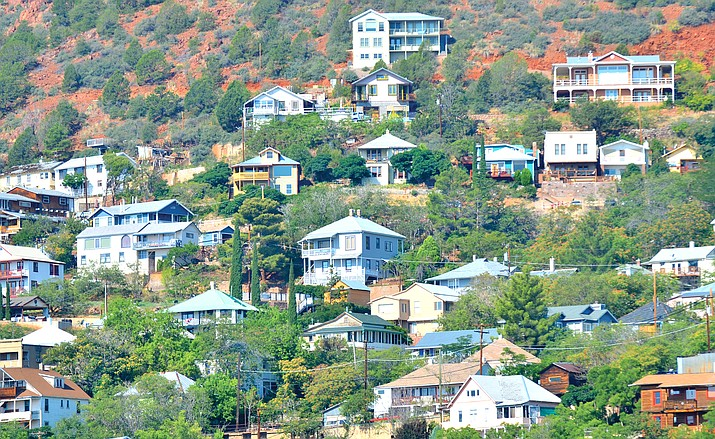 """Jerome Town Council Member Mandy Worth told state lawmakers, """"""""It's brought in corporate and large money people who are buying up houses, kicking people out."""" VVN/Vyto Starinskas"""