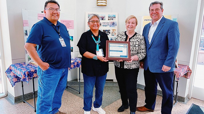 Coconino County Elections wins award for Native American elections outreach