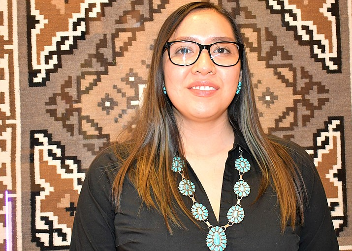 Cariel Gorman was recently promoted to hotel manager at Twin Arrows Casino and Resort. (Photo courtesy of Navajo Nation Gaming Enterprises)