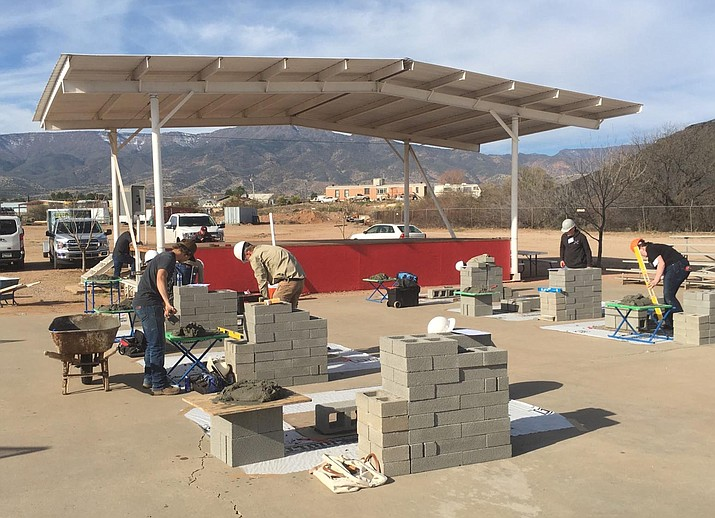 Friday in Cottonwood and Camp Verde, Valley Academy will host the Arizona Region 4 SkillsUSA Construction and Speaking contest. Courtesy photo