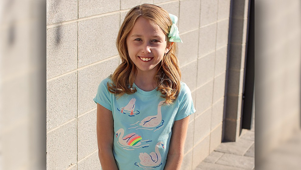 Ashley's bubbly personality makes her a blast to be around. She has a variety of talents and passions: She excels in reading, her favorite subject is math, she is an artist (absolutely loves to color), she has a ton of energy, and she loves running around playing games. Get to know Ashley at https://www.childrensheartgallery.org/profile/ashley-f  and other adoptable children at the childrensheartgallery.org..