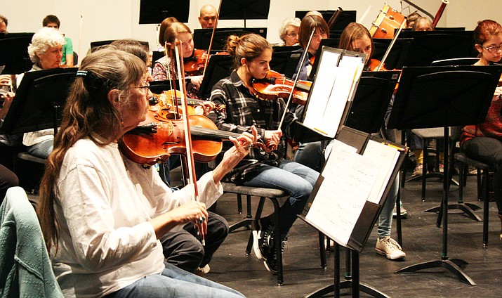Yavapai College Performing Arts Department has two concerts ahead — one featuring music department faculty and another filled with Latin jazz — on Sunday, March 1. (Courier, file)