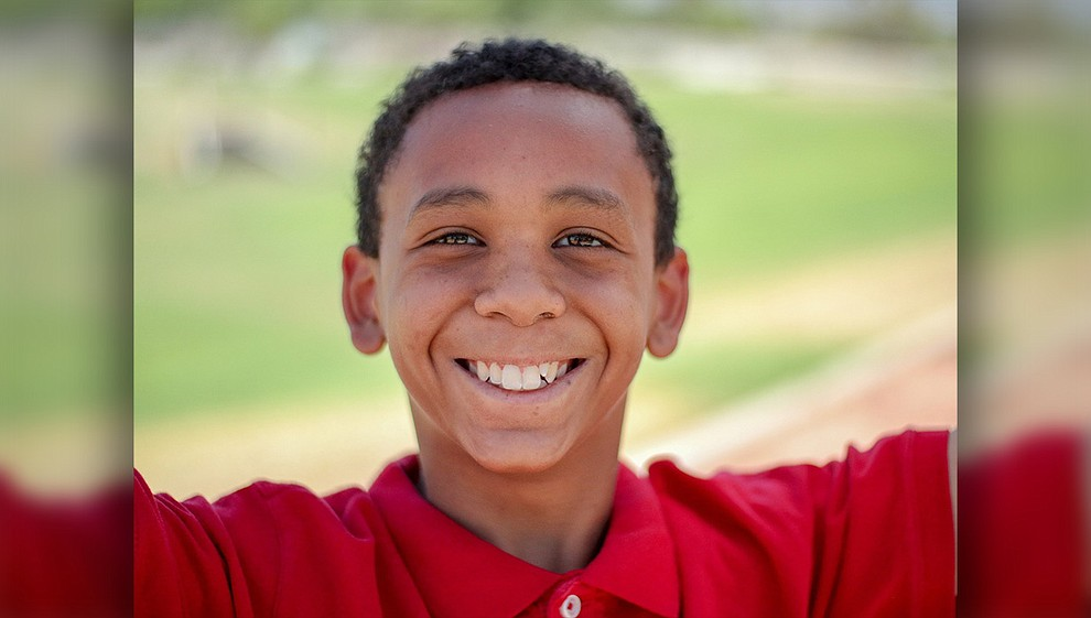 Tyree's perfect day would include driving fast cars, playing basketball, rollerblading, and going swimming afterward — and a dinner of macaroni and cheese at The Golden Corral. Get to know Tyree at https://www.childrensheartgallery.org/profile/tyree and other adoptable children at the childrensheartgallery.org.