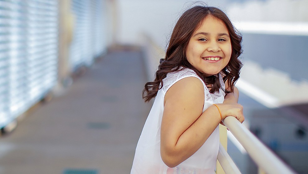 Kasumy is a cheerful, creative, thoughtful girl who loves playing board games, being outside and collecting unique coins. Her perfect day would be eating at Peter Piper Pizza and going to the zoo with friends. Get to know her at https://www.childrensheartgallery.org/profile/kasumy and other adoptable children at the childrensheartgallery.org..