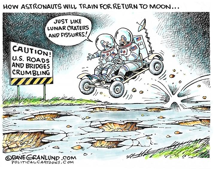 Editorial Cartoon | March 6, 2020