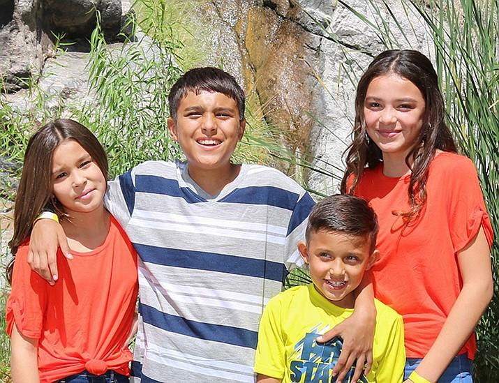 Adoption Spotlight, March 6, 2020: Anthony,  Yesenia, Leilani  & Soldado