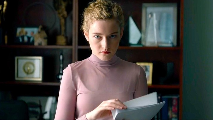"Actress Julia Garner puts in a critically acclaimed  performance  in ""The Assistant.""  (Courtesy photos)"