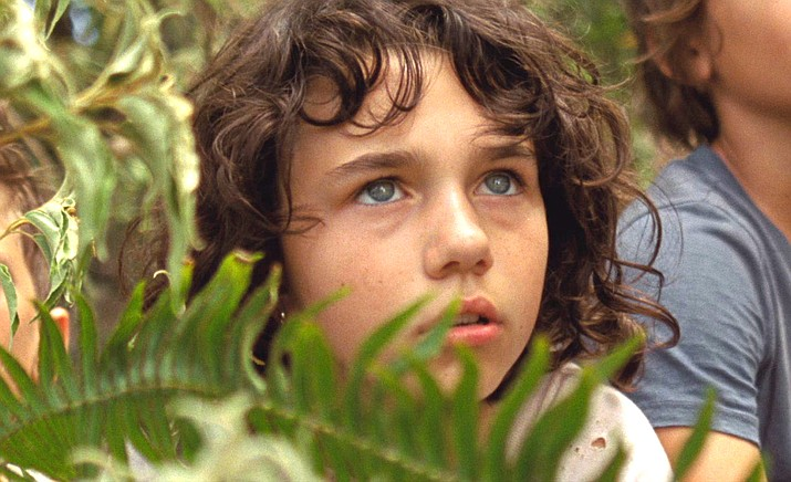 """This classic story of Peter Pan is wildly reimagined in the ragtag epic """"Wendy"""" from Benh Zeitlin, director of """"Beasts of the Southern Wild."""""""