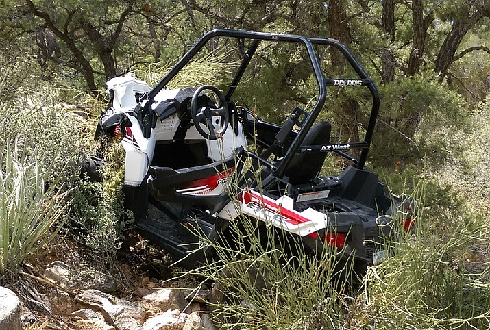 Outdoors enthusiasts need to know the limitations of themselves and their vehicles to avoid problems during outings. (Photo by Luis Vega/For the Miner)
