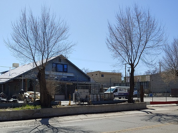 On March 12, 2020, Prescott Salvage & Recycling, 219 Navajo Drive in Prescott, will lease one of the parcels formerly known as Kuhles Salvage, seen here, to operate a new metal-recycling business. (Doug Cook/Courier)