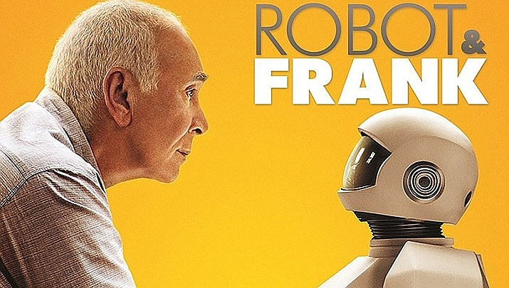 Adults can enjoy a free screening of Robot & Frank at the Prescott Public Library, 215 E. Goodwin St. from 5 to 7 p.m. on Wednesday, March 11. (Prescott Public Library)