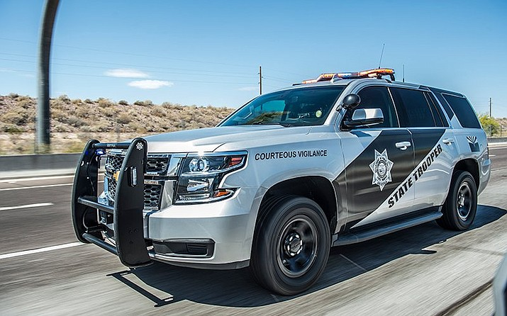 Only 20 of the nearly 1,200 sworn officers with the Arizona Department of Safety have body cameras, and they paid for them out of pocket, according to the Governor's Office of Strategic Planning and Budget. (Photo/AZDPS)