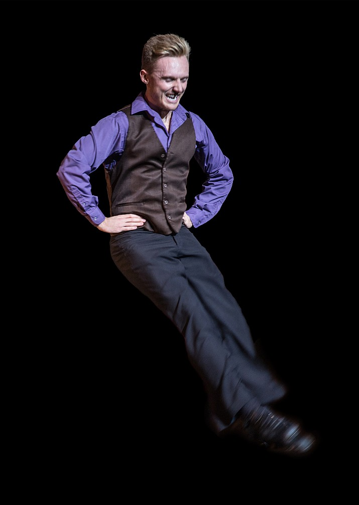 Connor Reider is one of the principal Irish dancers featured in the St. Patrick's Day in Ireland show coming to the Elks Theatre and Performing Arts Center at 7 p.m. Friday, March 13. (Margaret O'Carroll/Courtesy)