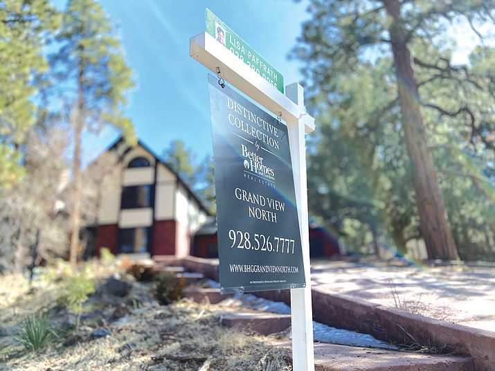 Home prices continued to rise in Williams in 2019, largely because of a low inventory of homes on the market. (Wendy Howell/WGCN)