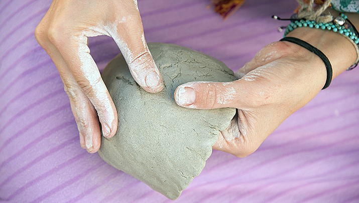 """""""Fun with Clay for Adults"""" is a two hour class that is held at the Prescott Valley Civic Center Community Room 331, 7501 E. Skoog Blvd. from 10 a.m. to 12 p.m. on Friday, March 13. (Stock image)"""