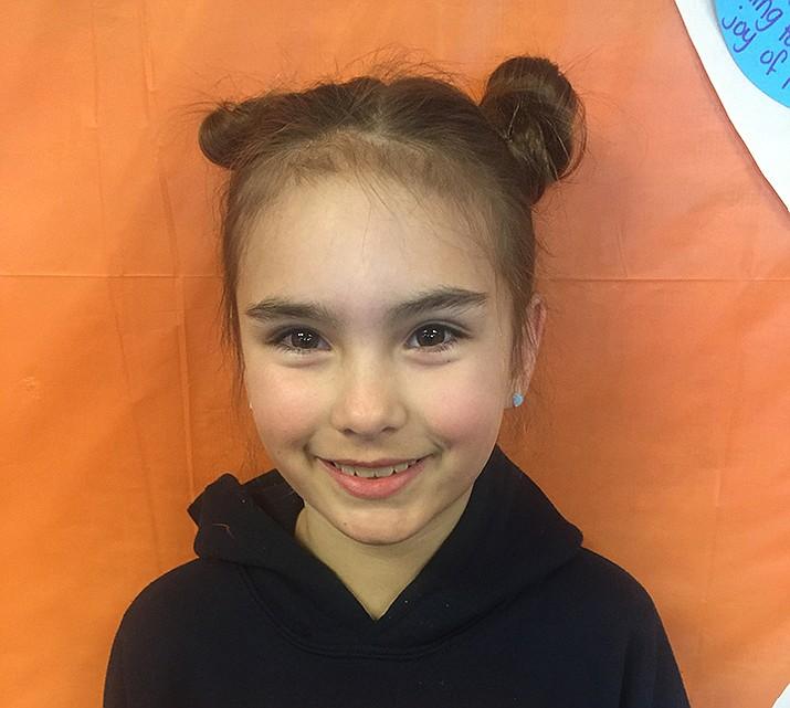 Student of the Week: Sophia Mortiz