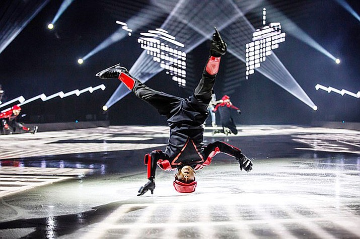 Cirque du Soleil has cancelled their Axel performances. (Laura Schairer/Courtesy)