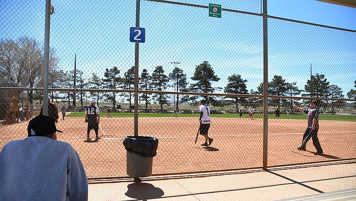 It's almost time to play ball and the Kingman Softball Association is preparing for that with its annual open meeting at 6:30 p.m. Wednesday, March 18 at the Frontier Communications Building, 3405 Northern Ave. (Miner file photo)