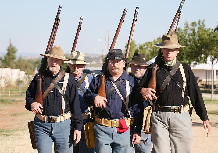 Tuesday, Fort Verde State Historic Park cancelled this year's History of the Soldier event scheduled for April 4-5. VVN/Bill Helm