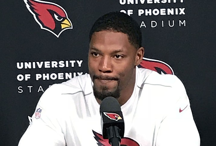 David Johnson is on the move as the Cardinals traded him to the Houston Texans. (File photo courtesy of Shawn Moran/Cronkite News)