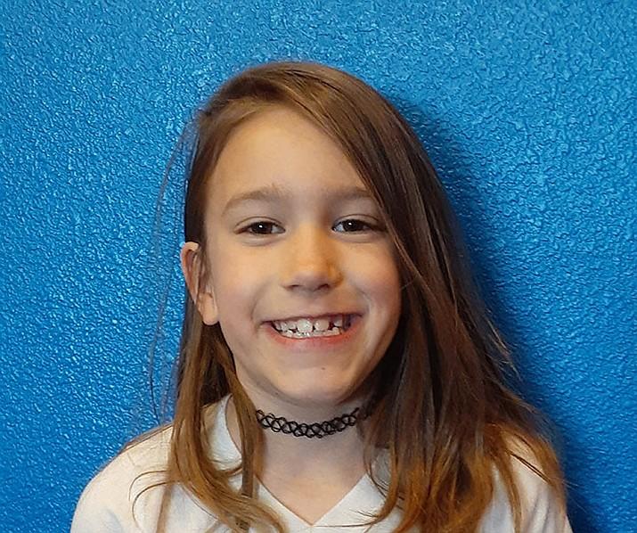 CVUSD Student of the Week: Scarlett